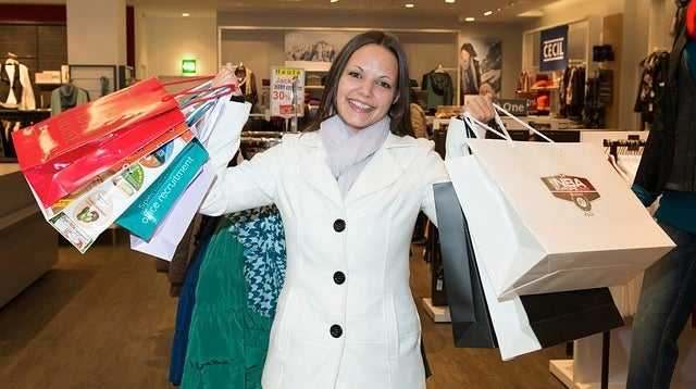 When Visiting a New Store, Beware Overspending