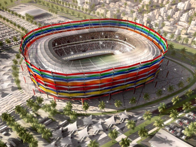 Qatar Is Still Using Forced Labour To Build Stadiums