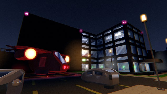 Neon Struct Is The Stealth Game I've Been Waiting For
