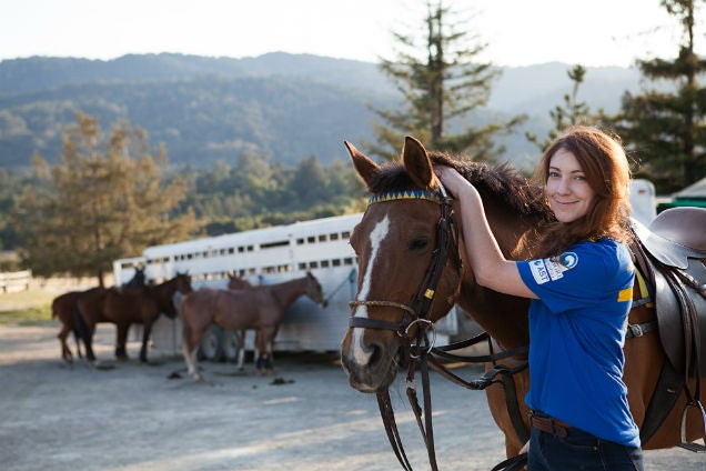 Help This Girl Race Horses In Mongolia
