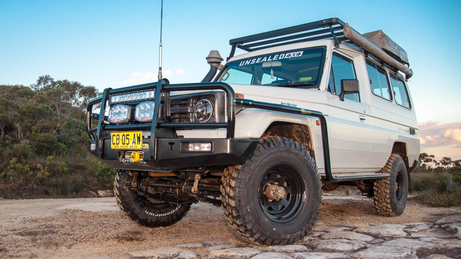 Toyota Landcruisers Are Being Fitted With Emergency Mobile Networks