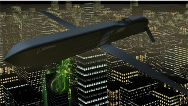 The Air Force Can Use an Electromagnetic Pulse to Kill Enemy Computers
