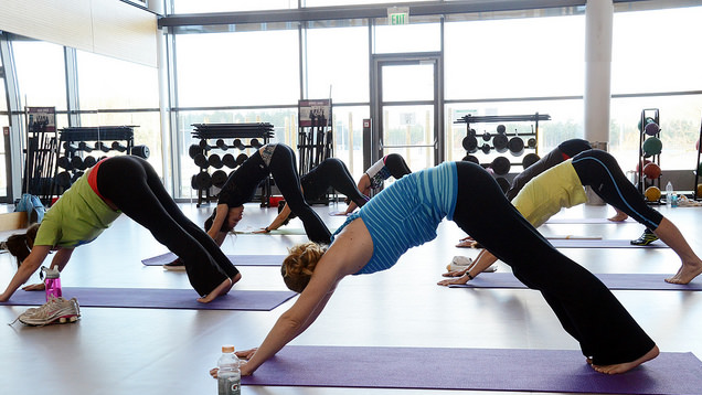 Don't Fix Your Yoga Pose By Just Looking At The Instructor