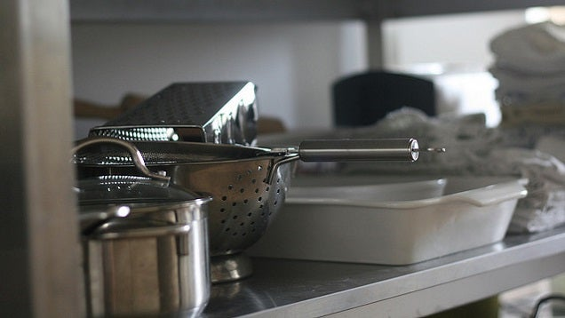 Do A Kitchen Walk Through At Holiday Rentals Before You Go And Buy Groceries