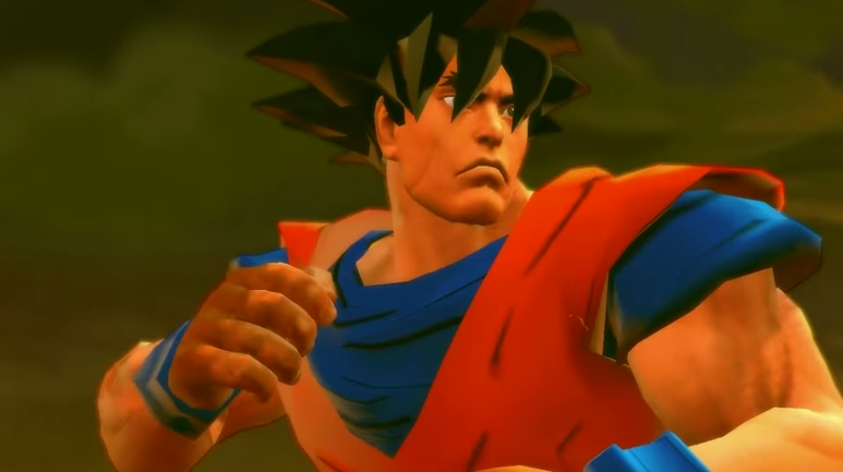 Street Fighter Mod Lets You Recreate Goku vs Frieza Showdown