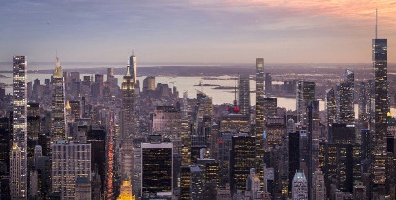 Here's What a Supertall New York Skyline Will Look Like In 2030