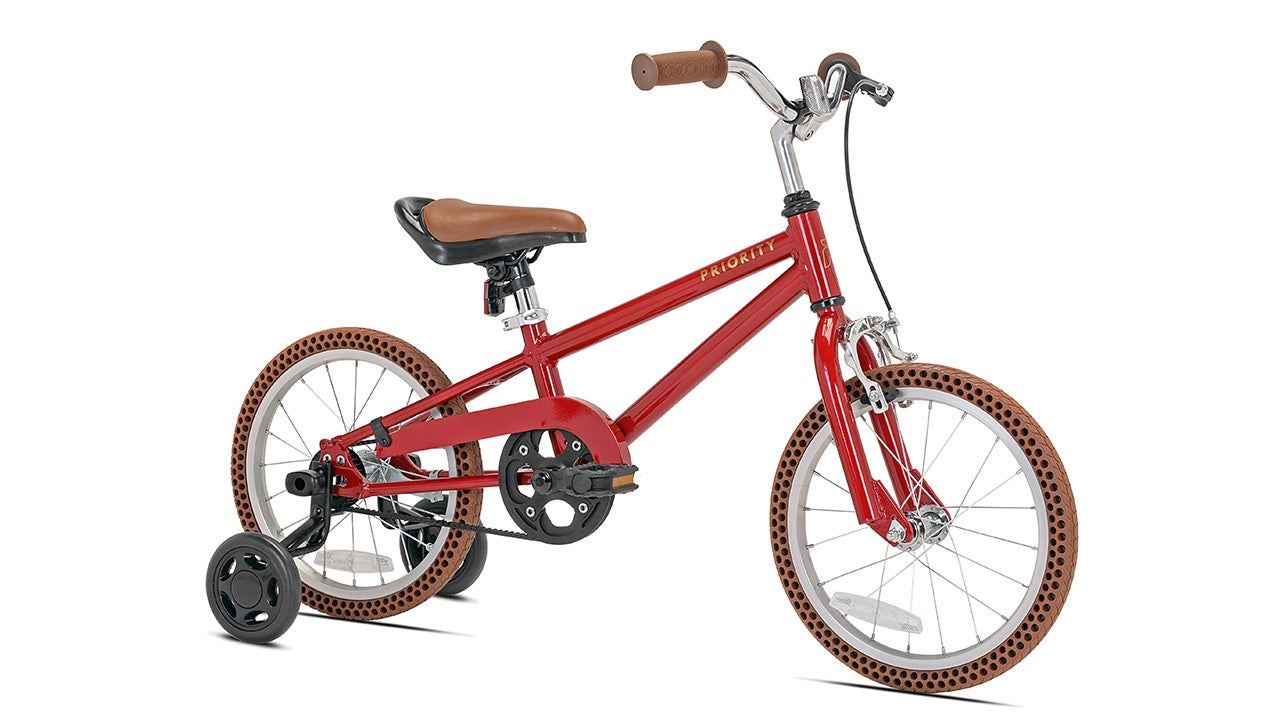This Bike Was Specially Designed To Teach Kids To Ride