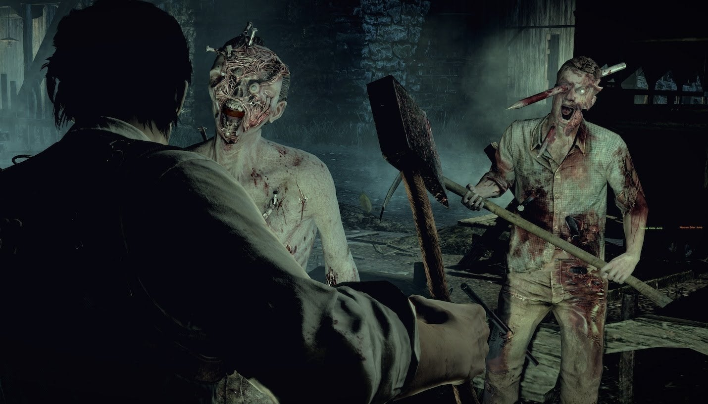 The Evil Within's Last Expansion Tries Really Hard, Fails