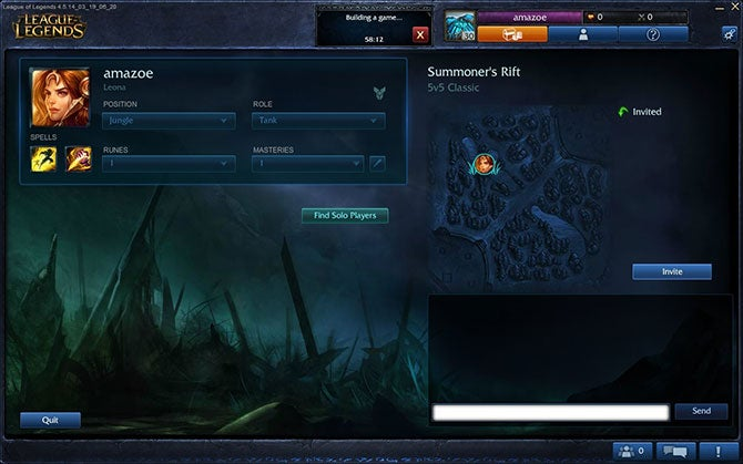 League Of Legends Is Fixing One Key Matchmaking Tool