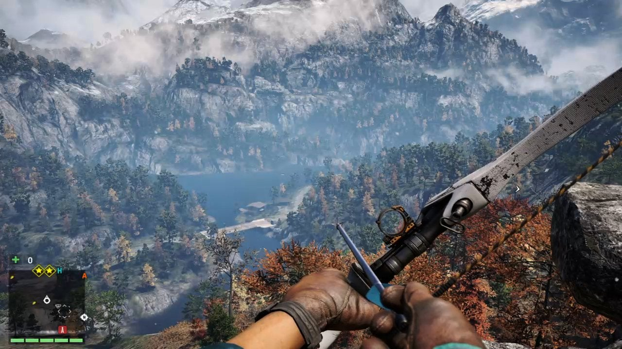 Far Cry 4 Is My Favourite 2014 Game Of 2015