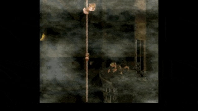 Corrupted Donkey Kong Country Is Basically A Horror Game