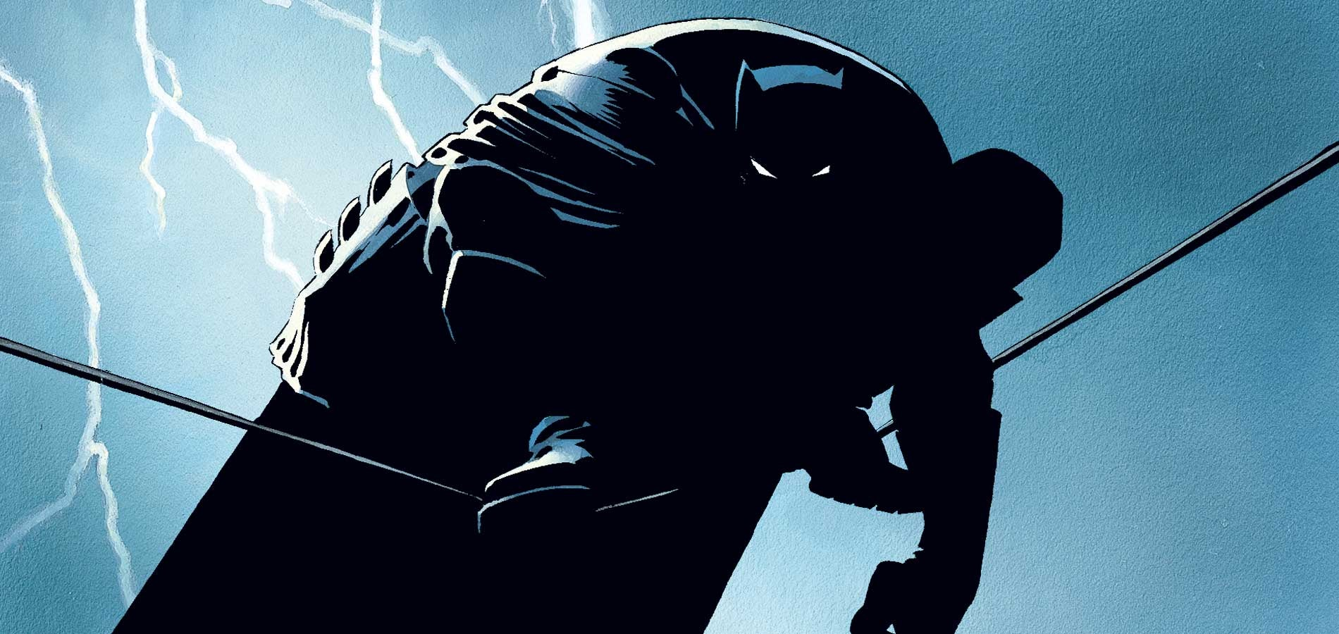 The Surprising Connection Between George R.R. Martin And Frank Miller