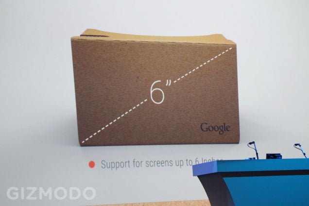 Google Cardboard Now Works With iOS