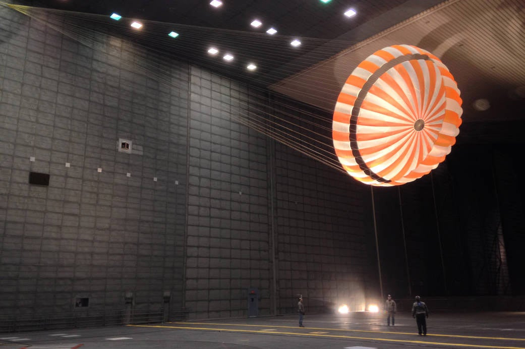 This Is How NASA Tests Its Spacecraft-Saving Parachutes