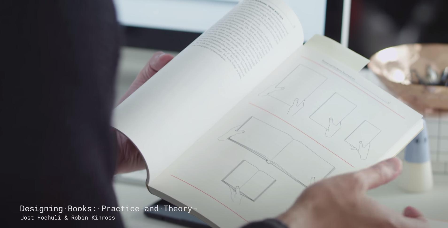 The Analogue Origins of Google's Material Design
