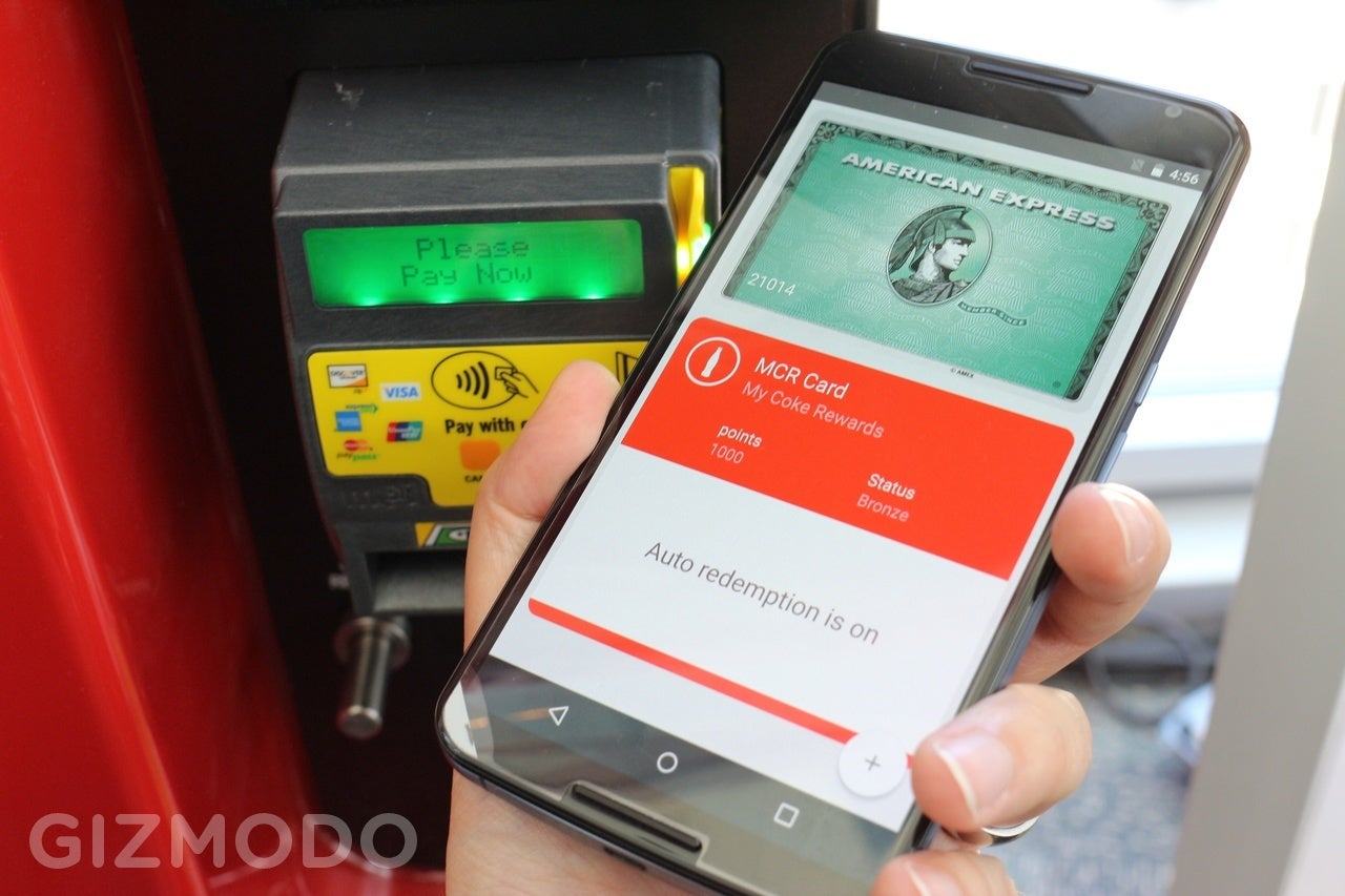 Android Pay Vs Google Wallet: What's The Difference