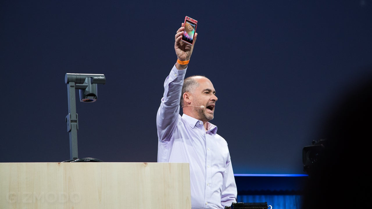 Project Ara Update: Still Not Available, But Looking Cooler Than Ever
