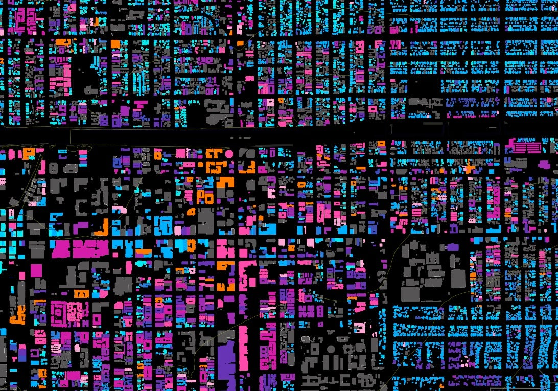 Watch How Los Angeles Boomed Over 125 Years With This Gorgeous Map