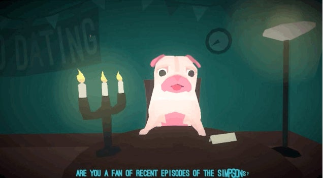 A Hilarious Game Where You Can Date...Dogs