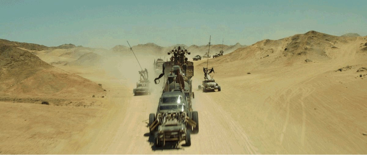 How Mad Max's Explosive Visual Effects Were Made