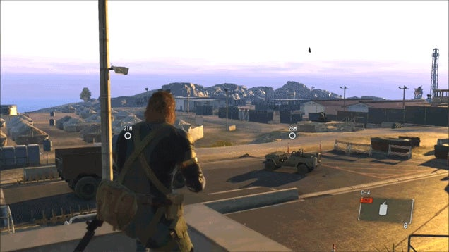 How To Destroy Watchtowers In Metal Gear Solid V: Ground Zeroes