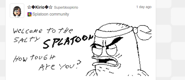 Splatoon Players Are Obsessed With Spongebob Squarepants