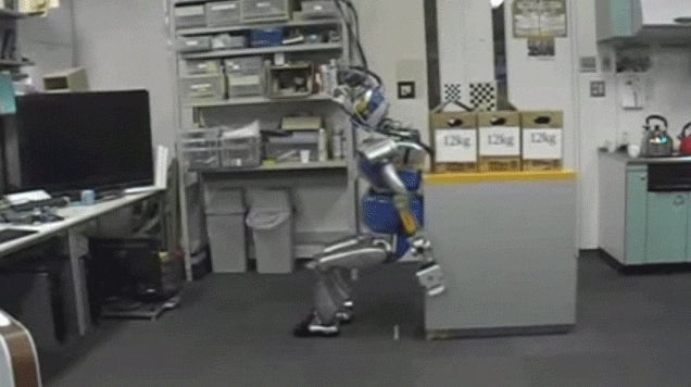 A Robot That Pushes Like a Human Is More Impressive Than It Sounds