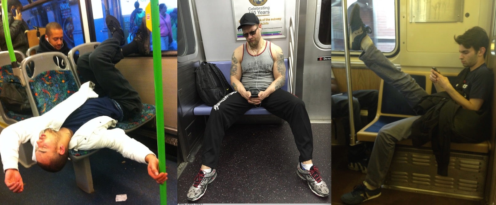 What Is the Most Obnoxious Behaviour You've Seen on Public Transit?