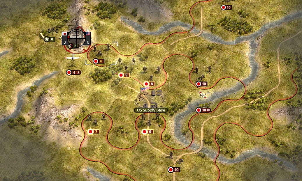 Order Of Battle: Pacific: The Kotaku Review