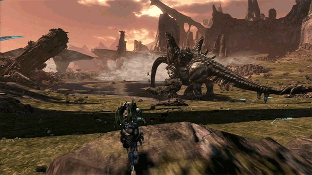 It Takes 31 Minutes to Run Across Xenoblade X's Open World