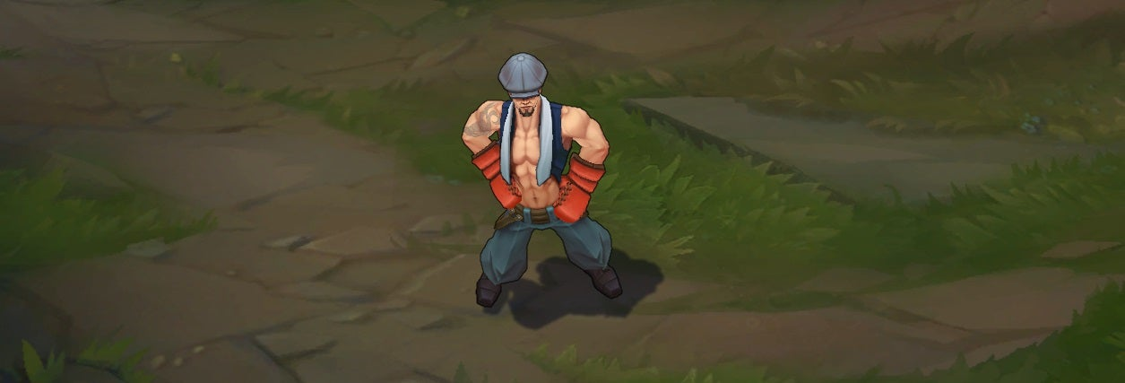 New League Of Legends Skin Turns The Game's Notorious Monk Into A Boxer