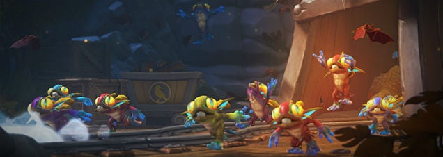 Heroes Of The Storm Is Changing Its Competitive Ranked Modes