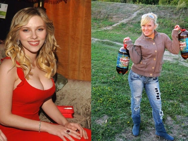 13 Random Russians That Look Like Famous Celebrities