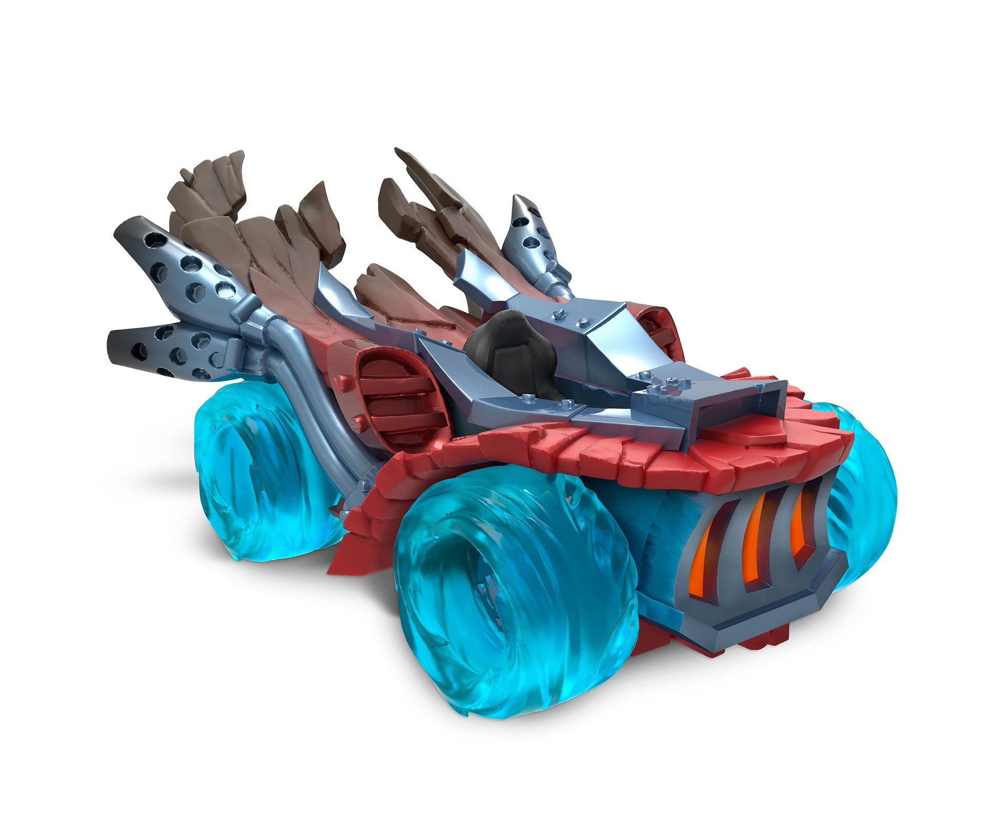 Vehicles Make A Massive Difference In Skylanders: Superchargers