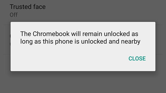 Unlock Chrome OS With Your Smartphone