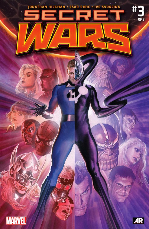 A Huge Marvel Universe Mystery Gets Revealed in Secret Wars #3