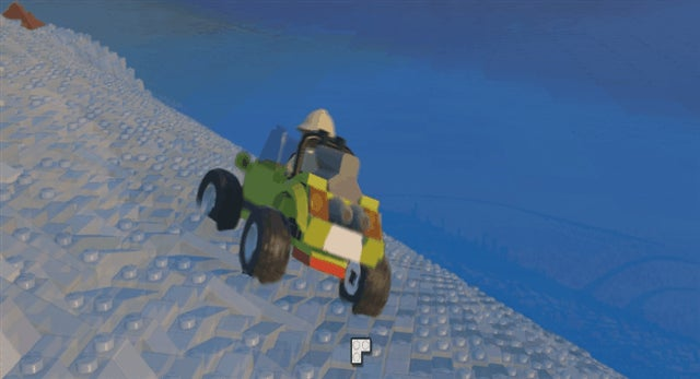 The Best Thing About LEGO's Take on Minecraft