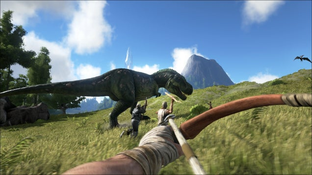 Watch Me Play Steam's Most Promising Dinosaur Game