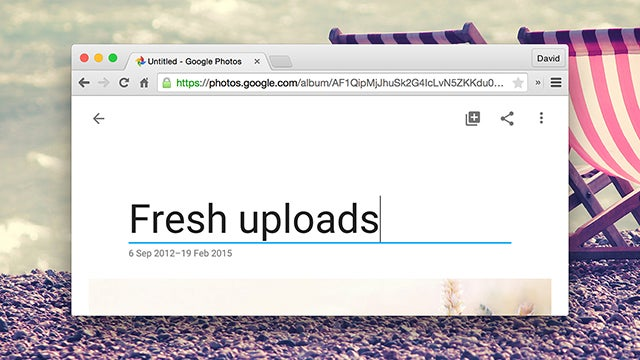 How to Use Google Photos from the Desktop