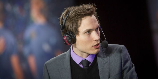 League Of Legends Commentator Suspended For 'Tampering' With Pro Teams