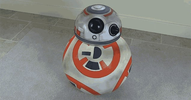 An Exhaustive Guide To Building Your Own Rolling Star Wars BB-8 Droid