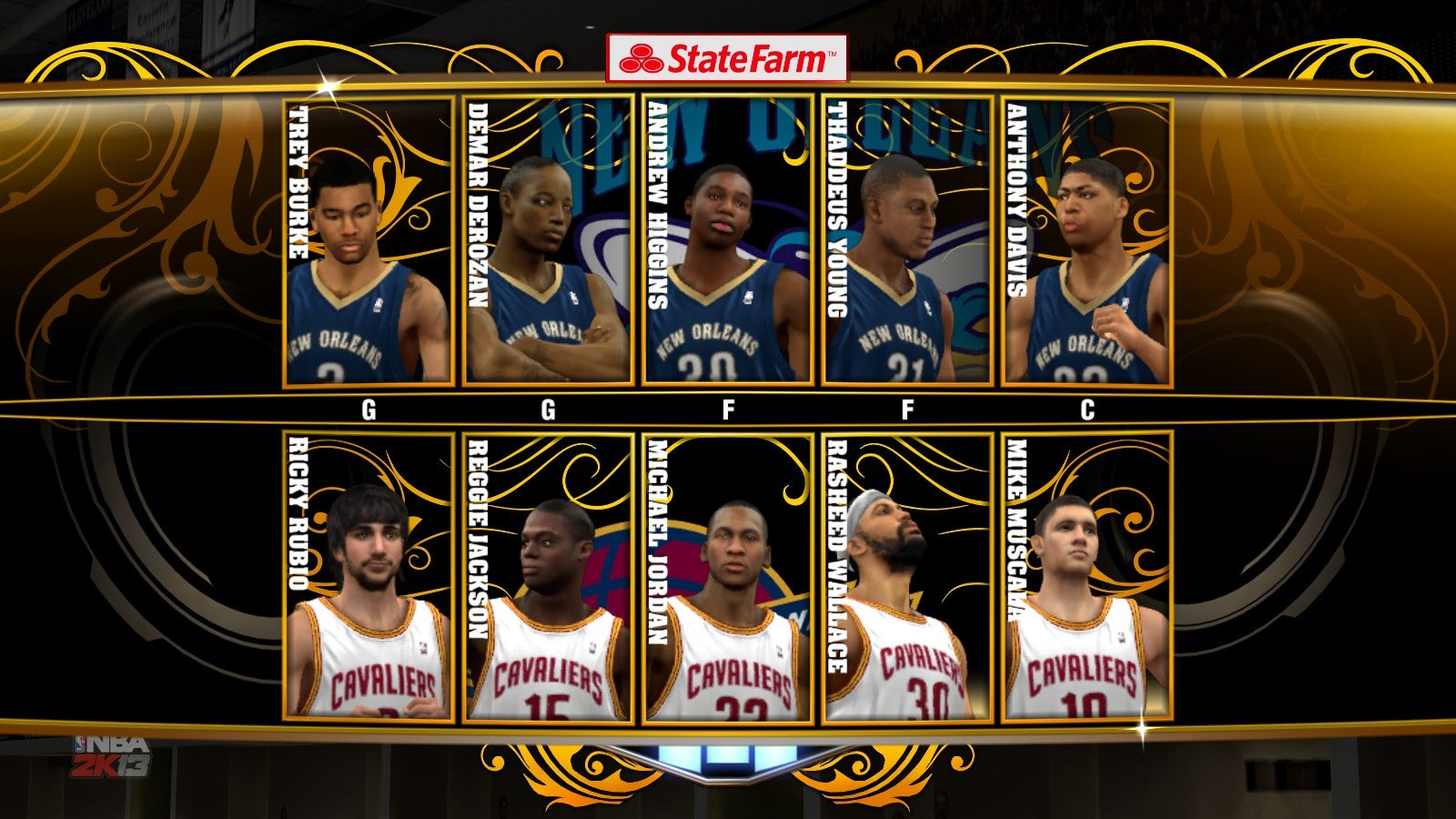 My Crazy, Russian-Modded, Alternate Reality NBA