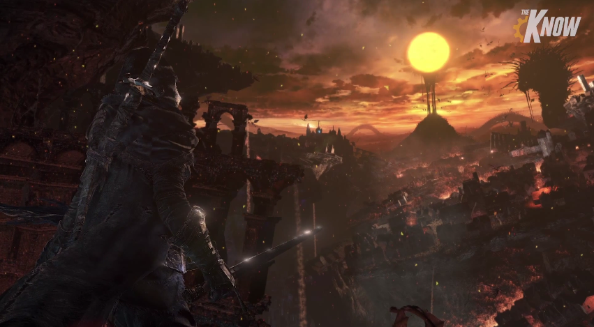 YouTube Channel Claims To Have First Dark Souls 3 Screens, Details