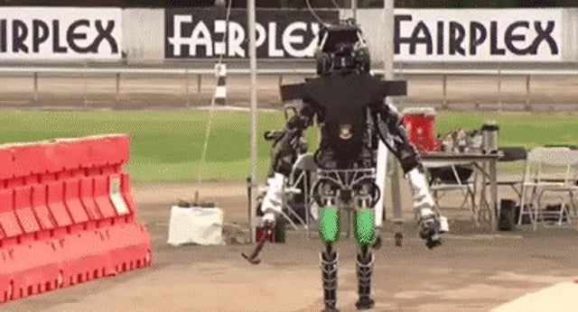 At the DARPA Robotics Challenge, We Saw A Lot of Robots Fall Over