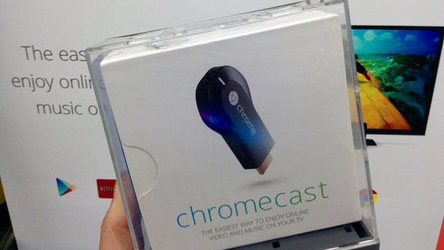 Stream Local Media to a Chromecast Without an Internet Connection