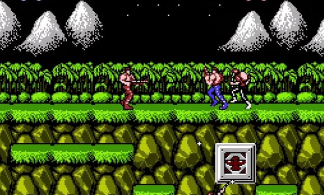 Teenagers Try To Play Contra, Fail Spectacularly