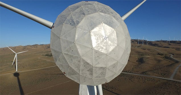This Captain America-Style Shield Makes Wind Turbines More Powerful