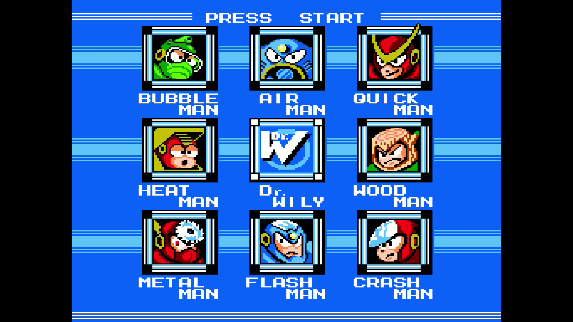 Capcom Announces Mega Man Legacy Collection