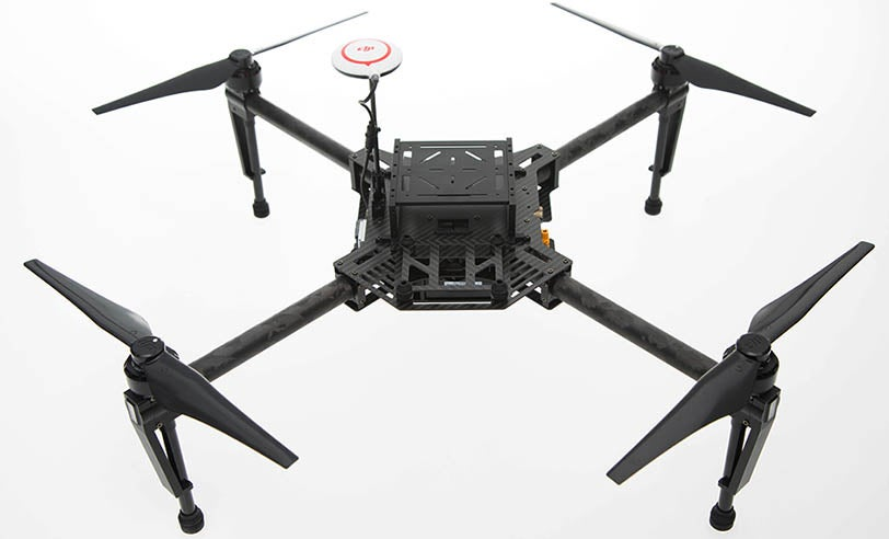 DJI's New Crash-Proof Drone Can See and Avoid Obstacles