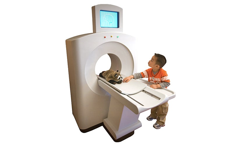 A CT Scanner Designed For Kids Makes the Procedure Seem Far Less Scary